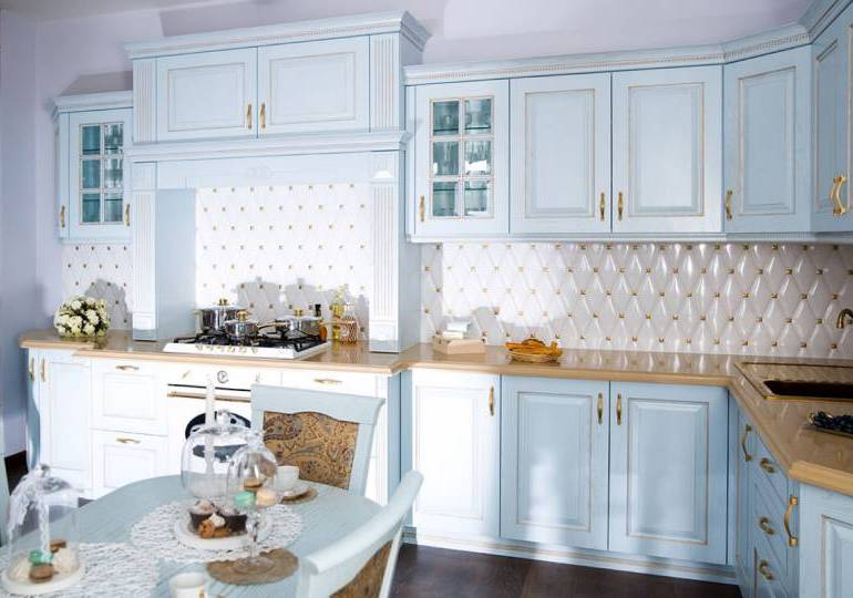 Кухня Bright